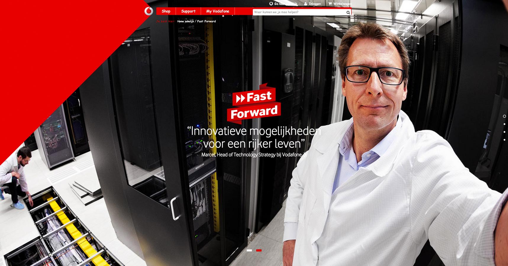 4G Portal Vodafone
