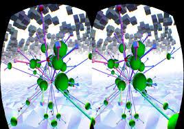 SURF: Midden in de data met de Oculus Rift